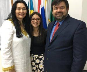 Rodney e Eulalia Lenguizamón - Paraguay